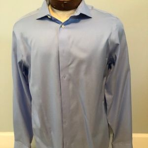 16 34-35	ck Calvin Klein Light Blue on Blue Print